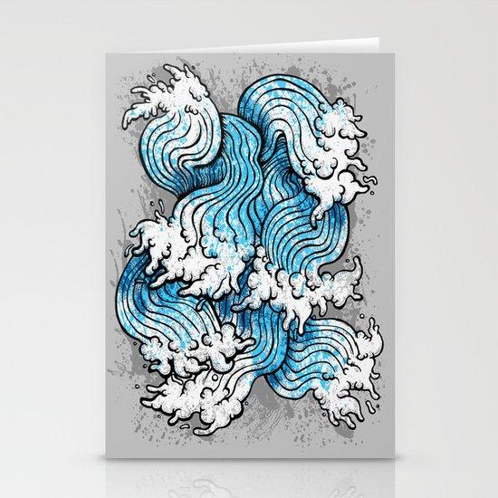 Seven Seas Stationery Card