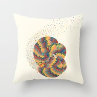 SlowRoll Throw Pillow