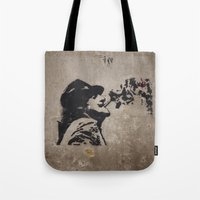 Graffiti #1 Tote Bag