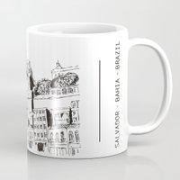 Salvador - Bahia - Brazil Mug