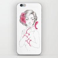Octobre Rose 2015 iPhone & iPod Skin