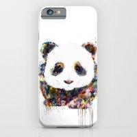 iPhone & iPod Case featuring panda by ururuty