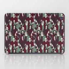 Zombie Horde iPad Case