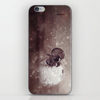 Harsh Conditions iPhone & iPod Skin