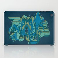 Deep Blue Sea iPad Case