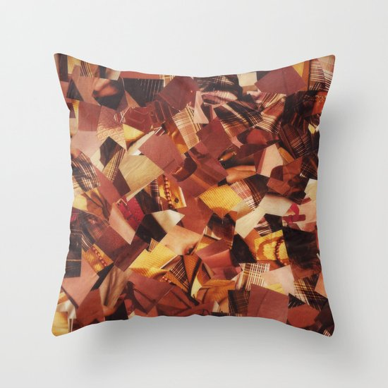 Warmth Throw Pillow