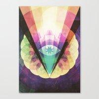 Sleep Dealer Canvas Print