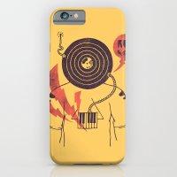 The Vinyl Frontier (alternate) iPhone 6 Slim Case