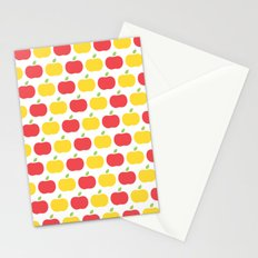 The Essential Patterns of Childhood - Apple Stationery Cards