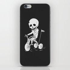 Death Kid Bone Ride iPhone & iPod Skin