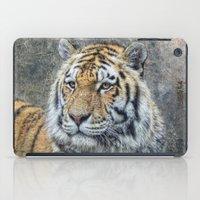 Panthera Tigris iPad Case
