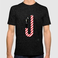 Sweet Advices Mens Fitted Tee Tri-Black SMALL