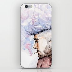 Smokey Zayn iPhone & iPod Skin