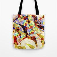 Birds and Kites. Tote Bag
