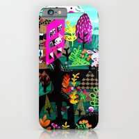 Color in the City iPhone 6 Slim Case