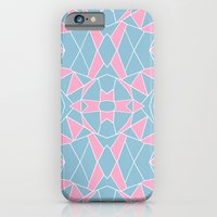 Abstraction Pink #2 iPhone 6 Slim Case