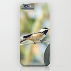Chick on a line Slim Case iPhone 6s