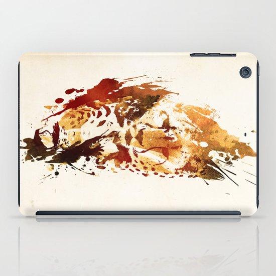 El Guepardo iPad Case