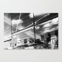 City #2 Canvas Print
