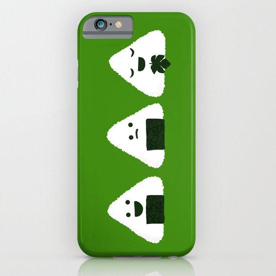 Nude Onigiri iPhone & iPod Case