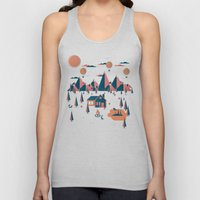 Retreat Unisex Tank Top