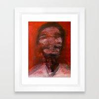 painting 05 Framed Art Print
