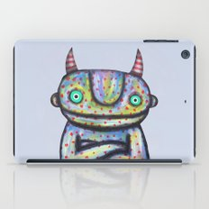 Devil with Good Intentions iPad Case