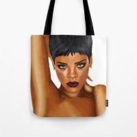 Rihanna Unapologetic Tote Bag