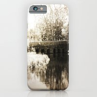 iPhone & iPod Case featuring Stone Bridge by Em Beck