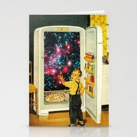 No More Galaxies for Today, Timmy! Stationery Cards