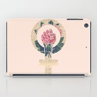 Respect, Equality, Women… iPad Case