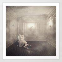 the dreaming room Art Print