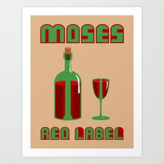 Favorite Sacramental Wine Art Print