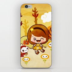 Fall in the Forest iPhone & iPod Skin