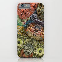 Psychedelic Botanical 1 iPhone 6 Slim Case