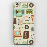 Hey DJ! iPhone & iPod Skin