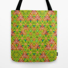 colored structure Tote Bag