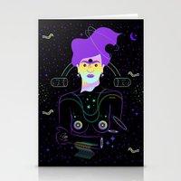 Frida Boreal Stationery Cards
