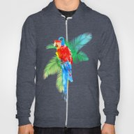 Tropical Party Hoody