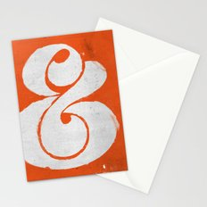 Ampersand Stationery Cards