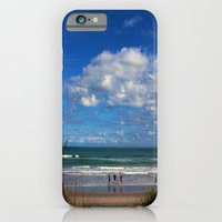 Cocoa Beach In Florida iPhone 6 Slim Case