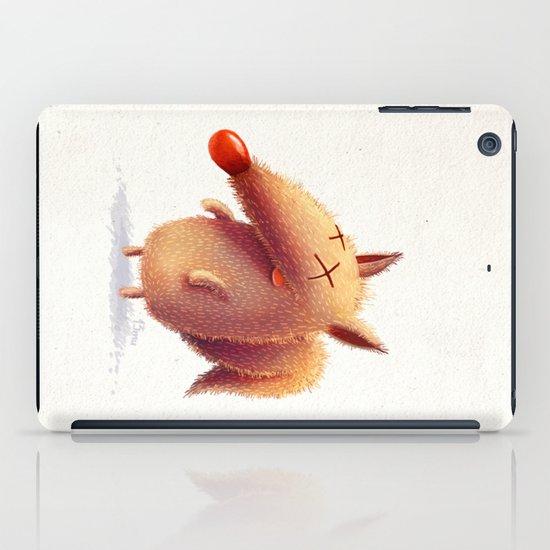 Monday fox iPad Case