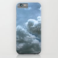 Wonder Cloud iPhone 6 Slim Case