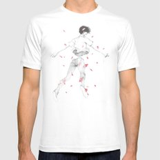 Circuitry Surgery 4 Mens Fitted Tee SMALL White