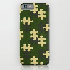 chameleon puzzle Slim Case iPhone 6s