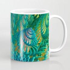 3D seashells artwork Mug