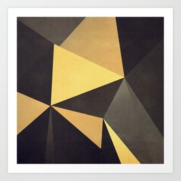 Art Print - Abstract #94 - Liall Linz