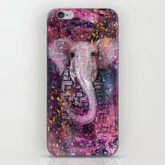 Elephant Magic iPhone & iPod Skin