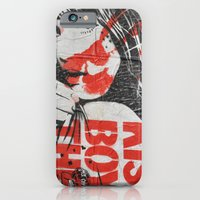 iPhone & iPod Case featuring Graffiti by AntWoman