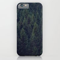iPhone Cases featuring Deep In The Woods by Tordis Kayma